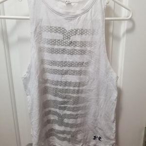 Under Armour muscle shirt for girls